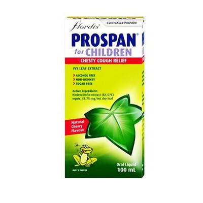 【2.18】【澳洲RY云顶集团药房】Prospan  婴幼儿儿童糖浆 100ml