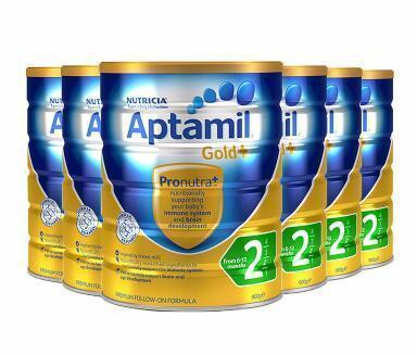 【包邮包税】Aptamil 爱他美金装婴儿奶粉 2段 爱他美奶粉