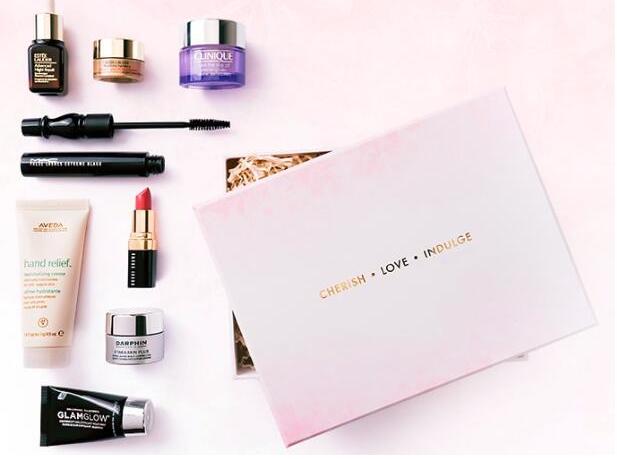 Estee Lauder雅诗兰黛集团春季美妆盒英国市场同步上架 需转运