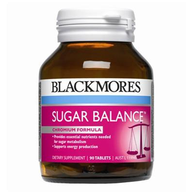 【新西兰PD】【三件包邮】Blackmores 澳佳宝 血糖平衡片 90片  NZ$14.75/约¥68