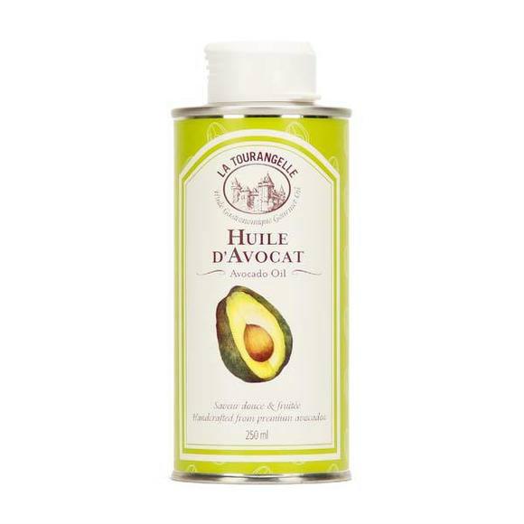 法国BM彼洋美食 法国原产拉杜蓝乔天然鳄梨油 (牛油果油)250ml