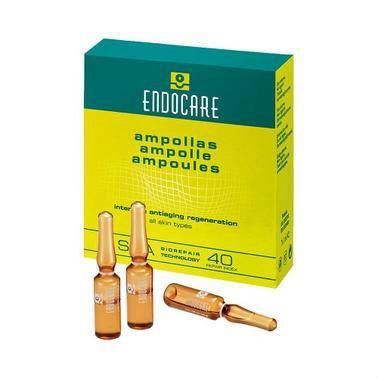 【德国DC药房】Endocare 安多可 SCA 40 蜗牛原液活肌修护再生精华液安瓶 7 x 1ml