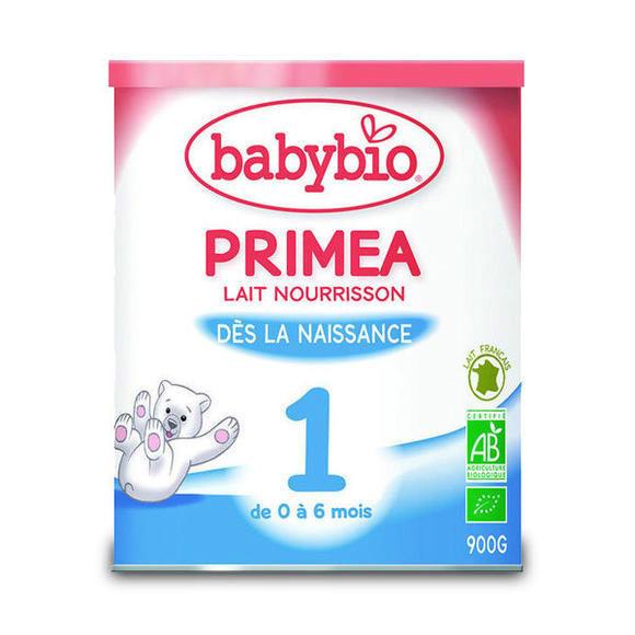 新年精品美食馆 全场9折 Babybio 伴宝乐1段 标准型有机奶粉 900g 适合0-6月宝宝