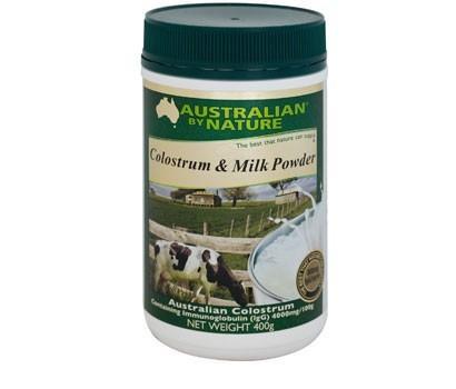 【澳洲RY药房】Australian by Nature 纯天然牛初乳奶粉 400g