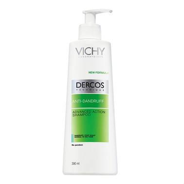 【德国DC药房】Vichy 薇姿 Dercos德康丝去屑洗发水 适合油性头皮 390ml