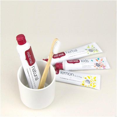 【新西兰PD】【红印牙膏家庭优惠装】Red Seal 红印 多口味 牙膏