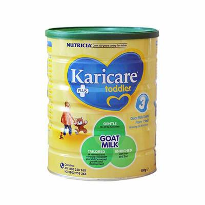 【新西兰PD】【6罐包邮装】Karicare 可瑞康 婴幼儿羊奶粉 3段 900g