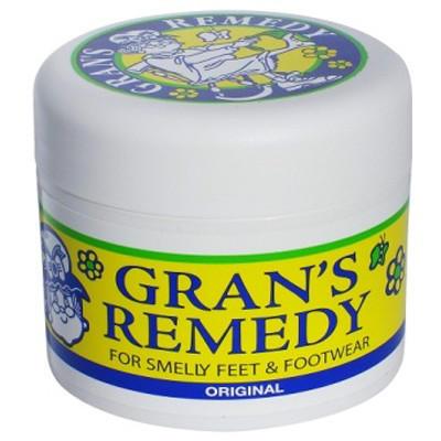 【新西兰PD】【四件包邮】Grans Remedy 新西兰神奇除脚臭粉50g