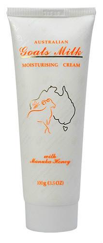 【澳洲RY药房】G&ampM 澳芝曼 山羊奶蜂蜜霜 100g