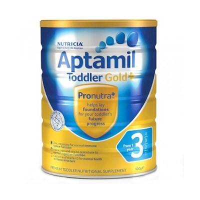 【澳洲RY药房】Aptamil 爱他美 金装3段婴幼儿奶粉 900g