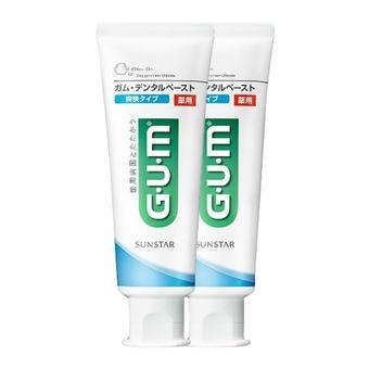 【多庆屋】SUNSTAR GUM 清爽型牙周护理牙膏 120g2 638日元 约¥38