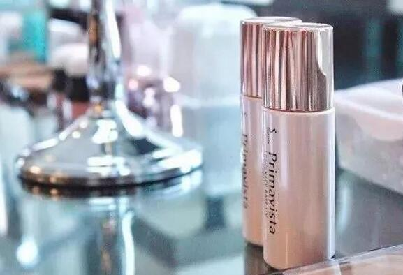 Sofina控油隔离2018新品 Sofina Primavista提亮润色妆前乳