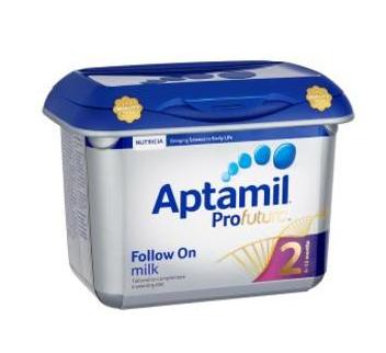 【4罐立减3镑】Aptamil 爱他美 Profutura 铂金版幼儿配方奶粉2段 (6-12个月婴儿)800gx4