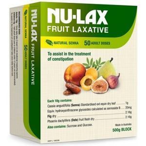 【澳洲P4L药房】Nulax天然排毒养颜 膳食纤维乐康膏 500g