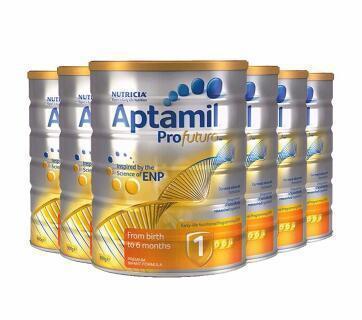 【包邮包税】Aptamil Profutura 爱他美铂金版 1段 6罐装