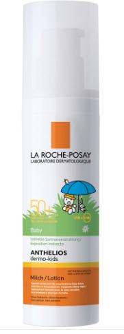 【德国BA】La Roche Posay 理肤泉儿童清爽特护防晒乳SPF50+ 50ml