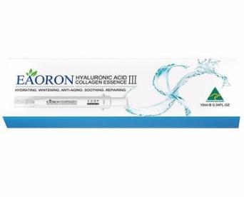 【澳洲PO药房】Eaoron 第3代 涂抹式水光针 玻尿酸精华液(美白、补水、保湿)10ml