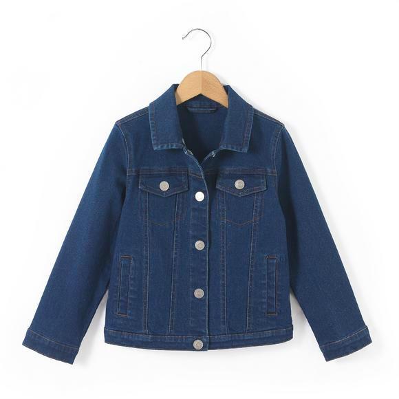 【法国LR】R essentiel 女童牛仔外套(3-12岁)
