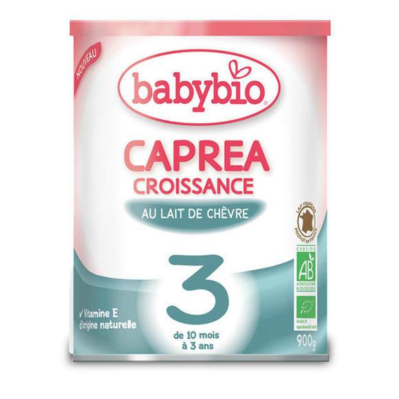 【法國BM】Babybio 伴寶樂3段 法國高端有機羊奶粉 900g
