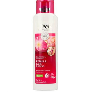 【荷兰DOD】Lavera 拉薇 有机玫瑰修护滋养洗发露 (孕妇可用)250ml