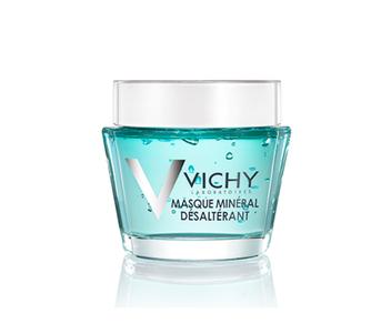 【8折】 Vichy 薇姿 温泉水矿物质锁水保湿面膜 75ml