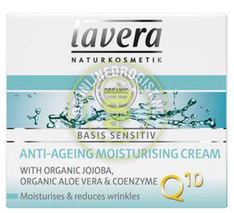 【荷兰DOD】Lavera 拉薇 有机辅酶Q10抗皱保湿面霜 (孕妇可用)50ml