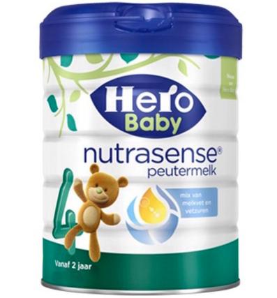 【荷兰DOD】Hero Baby 白金版 4段婴幼儿配方营养奶粉 700g(适合2岁以上)