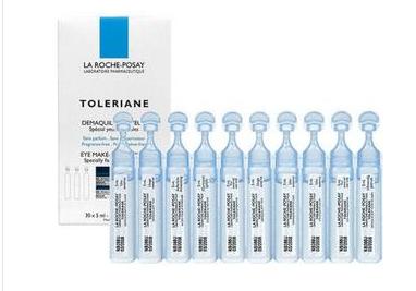 【8折】La Roche-Posay 理肤泉 Toleriane 特安舒缓眼部卸妆液 独立包装 305ml