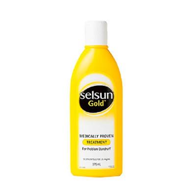 【澳洲RY药房】Selsun Gold 去屑洗发露 375ml