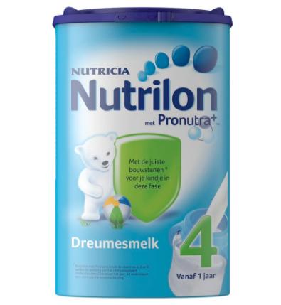 【荷兰DOD】Nutrilon 牛栏 婴幼儿标准配方奶粉4段(适合1岁以上儿童)800g