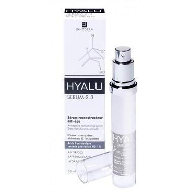 【德国DC药房】Hyalu-Serum 2.3 高分子玻尿酸焕肤再生面部精华啫喱 30ml