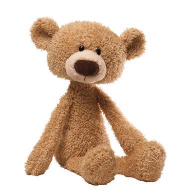 【美国Babyhaven】Gund 米色牙签熊毛绒玩偶