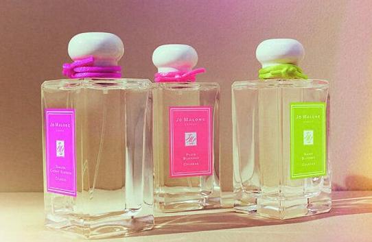 祖马龙Jo Malone London限量花香系列香水4月发布