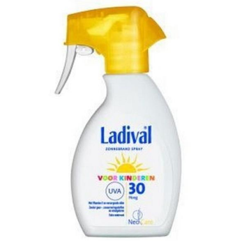 【荷兰DOD】Ladival 儿童防晒喷雾 SPF30 200ml