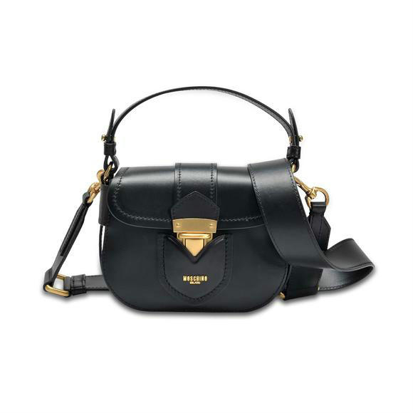 【MF】Moschino Hidden Lock 小号 肩背