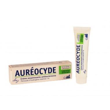 法国 Auréocyde 祛痘膏 (抗菌)15g