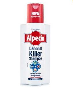 Alpecin 阿佩辛 头屑杀手 专业去屑洗发水 250ml