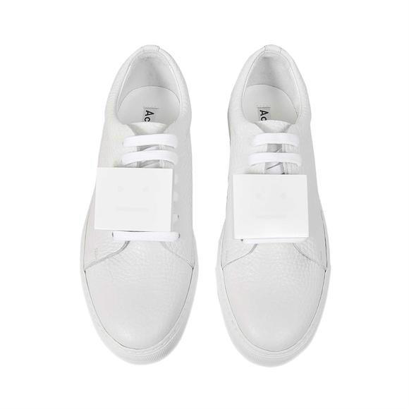 【MF】Acne Studios Adriana 颗粒纹皮质休闲鞋