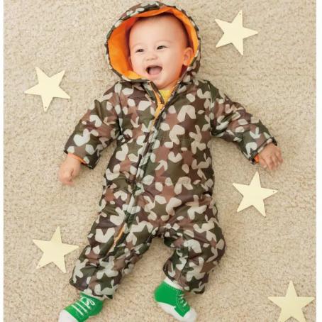 宝宝连体服什么牌子好? 宝宝连体服推荐