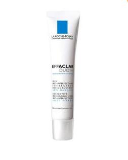 La Roche-Posay 理肤泉 Effaclar 青春痘调理精华乳(防痘印配方)DUO+乳 40ml
