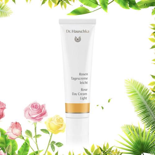【德国VN】春夏美肌,为敏感肌肤换上玫瑰柔和日霜,德国世家