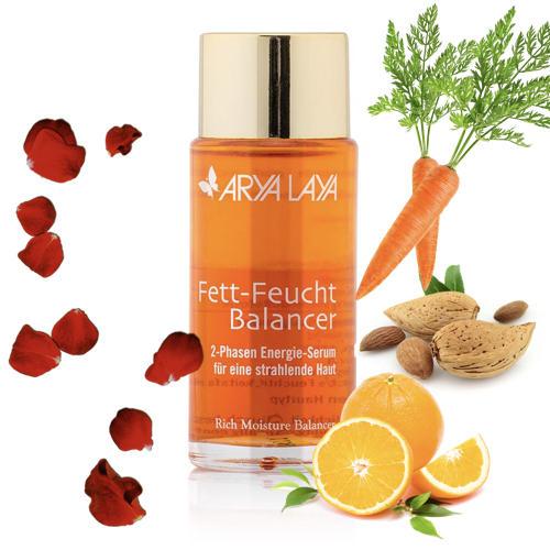 春夏美肌,认证天然护肤品 — Arya Laya保湿水油平衡液