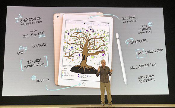 苹果2018春季发布会:除了新 iPad,多款新配件已上线
