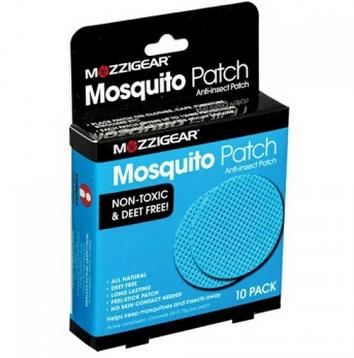 【澳洲RY药房】Mosquito Patch 天然婴幼儿宝宝驱蚊防蚊贴 10片