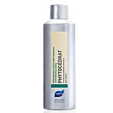 【德国DC药房】Phyto 发朵 柑橘无硅油控油洗发水 200ml