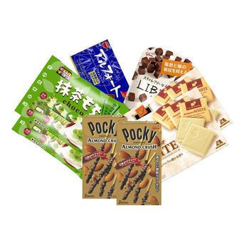【多庆屋】【免邮】巧克力/饼干大礼包 5种口味组合装