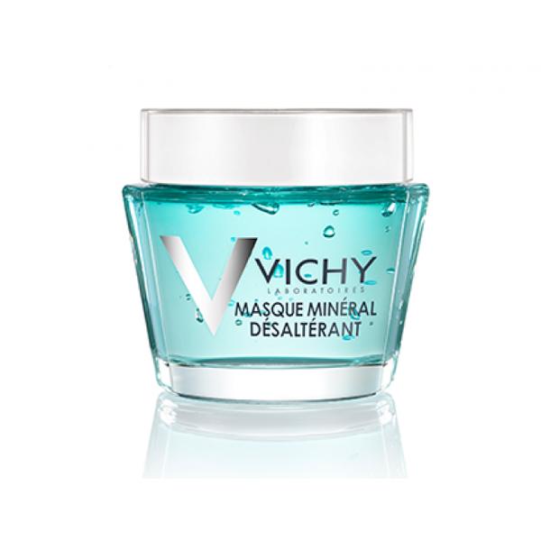 Vichy 薇姿 温泉水矿物质锁水保湿面膜 75ml
