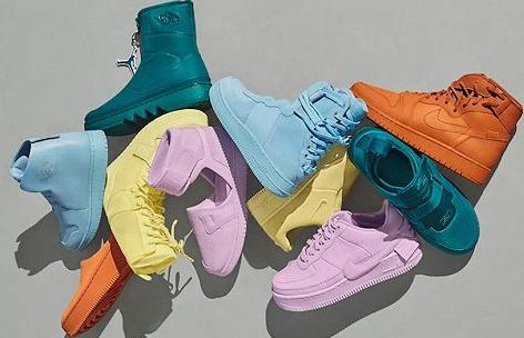 "Nike耐克推出""The 1 Reimagined"" 缤纷系列"