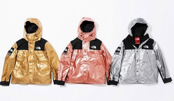 Supreme X The North Face最新联名系列曝光