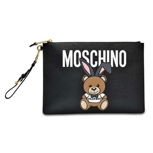 Moschino Teddy Playboy 手包 大号